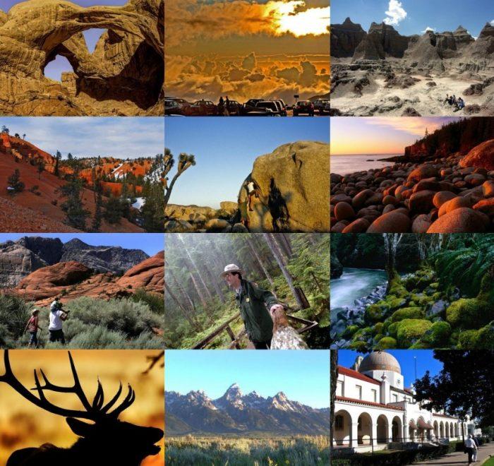 Us Nationals Parks Tours